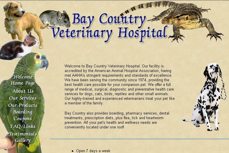 Bay Country Veterinary Hospital