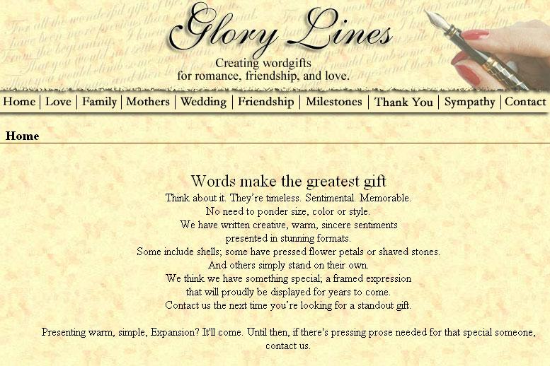 Glory Lines