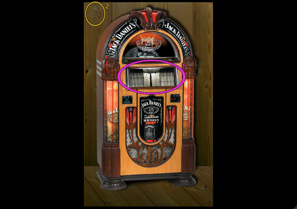 Rock Salt Journals Juke Box